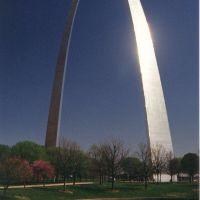 St Louis Arch, Сент-Луис