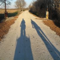 Biking the Katy Trail, Спаниш Лак