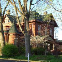 McElhany House, Спрингфилд