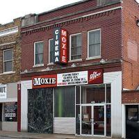 Moxie Cinema, Springfield, MO, Спрингфилд