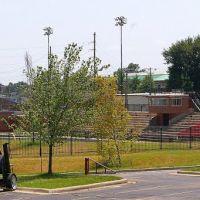 Harrison Stadium, Drury University, Springfield, Missouri, Спрингфилд