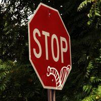 Stop monster, Упландс Парк