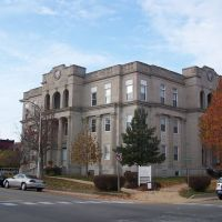 St. Francois County Courthouse Farmington, Missouri, Фармингтон