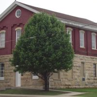 Historic St. Francois County Jail, Фармингтон