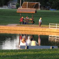 St. Ferdinand Park in Florissant, MO, Флориссант