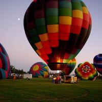 Balloon Glow 2008, Харвуд
