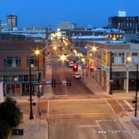 Вечерний город, Харвуд