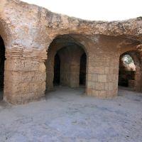 Ruinas de las termas de Antonino, Харвуд
