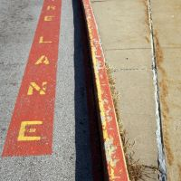 Dont park here, Хиллсдал