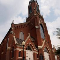 St Peter Church, Хунтлейг