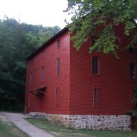 Alley Spring Mill, Эдгар-Спрингс