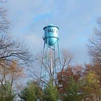 Salem Water Tower, Salem, Dent County, Missouri, Эдгар-Спрингс