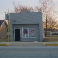Superman Museum & Ice Cream Parlor, Эйрпорт-Драйв