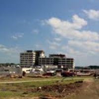 Joplin Tornado Damage Panorama, Эйрпорт-Драйв