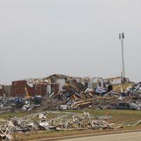 Pepsi Plant after the May 22, 2011 Tornados, Эйрпорт-Драйв