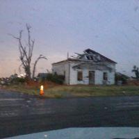 Home destroyed by Joplin tornado, Эйрпорт-Драйв