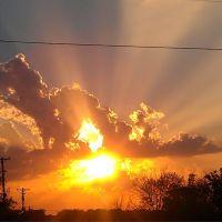 Glorious Sunset., Эйрпорт-Драйв