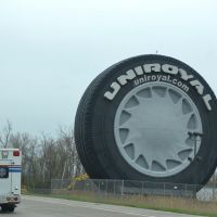 Big Uniroyal Tire, Аллен-Парк