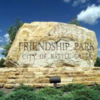 Friendship Park, Баттл Крик