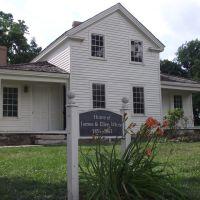 Home of James and Ellen White; Maison du Jacques et Helène White, Баттл Крик