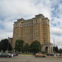 Hart-Dole-Inouye Federal Center (formerly Sanitarium), Battle Creek, Michigan, Баттл Крик