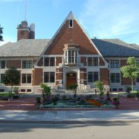 Municipal Building, Бирмингам