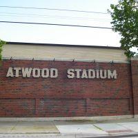 Atwood Stadium, Бичер