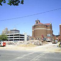 St. Matthews School, Flint, Michigan. July 15, 2008., Бичер