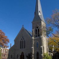 St Pauls Episcopal Church, GLCT, Бичер