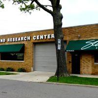 Buick Sloan Museum, Gallery & Research Center, Flint Michigan, Бичер