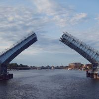 Veterans Memorial Bridge, Бэй-Сити