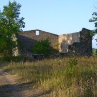 Remains of Old Potato Warehouse-2007, Виоминг