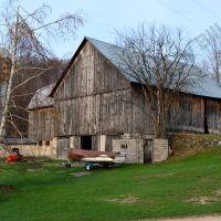 E. Lincoln Rd. Barn, Галесбург