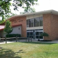 Garden City Park Civic Arena & Offices - Garden City Park, Michigan, Гарден-Сити