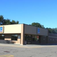 Aldi supermarket, 30005 Ford Road, Garden City, Michigan, Гарден-Сити