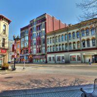 Monroe Center Street & Division Avenue, Гранд-Рапидс