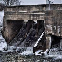 Frozen Waterfall, Гудрич