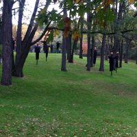 A Spooky Yard, Гудрич