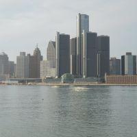 Detroit Skyline, Детройт