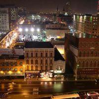 Greektown, Детройт