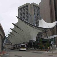 Rosa Parks Transit Center, GLCT, Детройт