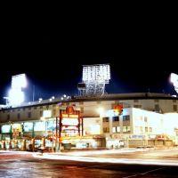 Tiger Stadium, Детройт