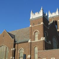 Trinity Lutheran Church, Jackson, MI, Джексон
