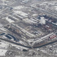ford rouge plant, Дирборн
