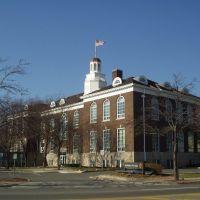 Dearborn City Hall, Дирборн