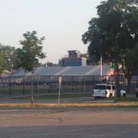 Fordson Football field home bleachers, Дирборн