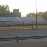 Fordson Football Stadium Home Bleachers, Дирборн
