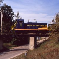 Crossing Bingham South Bridge 1990, Екорс