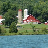 Farm on the Lake, Екорс
