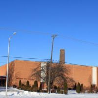 Inkster High School, 3250 Middle Belt Road, Inkster, Michigan, Инкстер